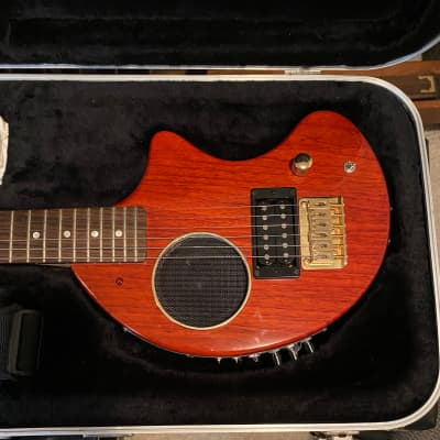 Fernandes  Nomad Deluxe Digitech 2008 Mahogany Incredible Package digi-zo