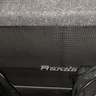 Randall R412JB Speaker cabinet (straight) Excellent condition! for sale