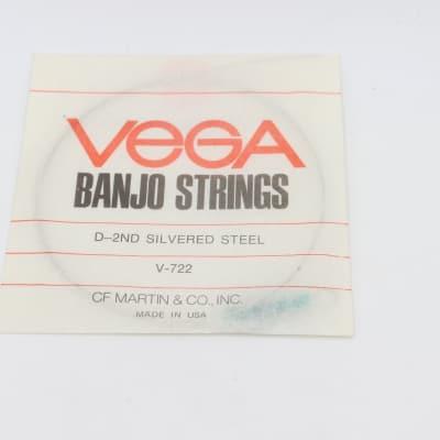 Vega Vintage V-722 NOS Banjo String - for display only