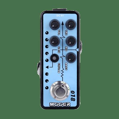 Mooer 018 Custom 100 Micro Preamp 2018