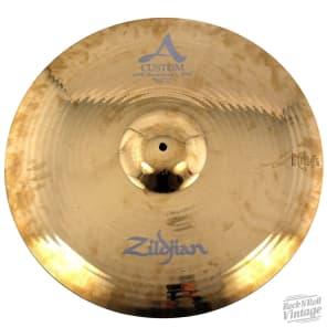 "Zildjian A20822 21"" A Custom 20th Anniversary Ride - Show Demo"