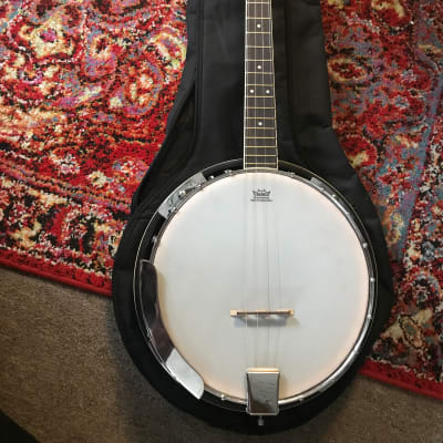 Trinity River 4 String Tenor banjo for sale