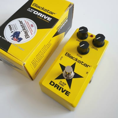 Blackstar LT-Drive Overdrive Guitar Effects Pedal w/box