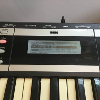 Korg X50 61-Key Music Synthesizer