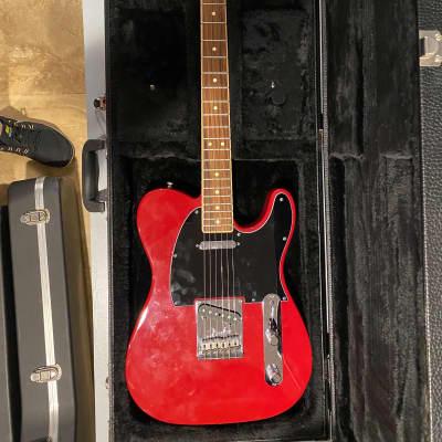 Fender  Telecaster Limited Edition  2014 Dakota Red for sale