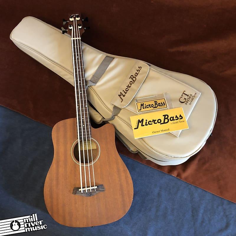 Gold Tone M-Bass25/FL MicroBass Fretless 25