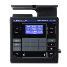 TC Helicon VoiceLive Touch 2 Vocal Effects Processor and Looper