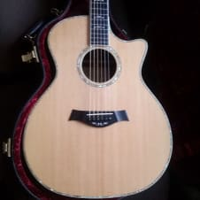 Taylor 914ce Top Of The Line Acoustic Electric guitar w/ohc