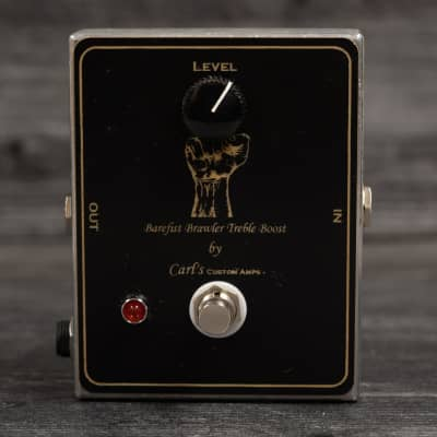 Carl's Custom Amps Barefist Brawler Treble Boost (USED) for sale