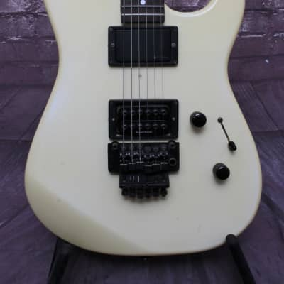 1986-87 Charvel Model 3A Electric Guitar - Pearl White for sale
