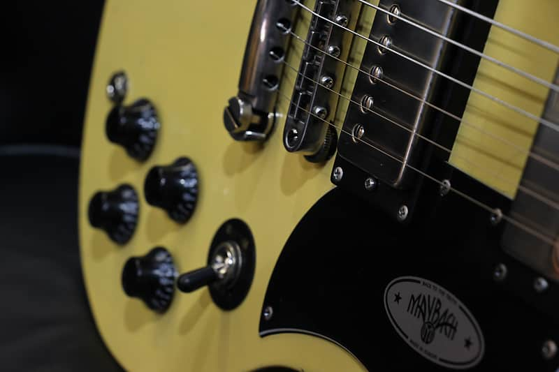 maybach albatroz 65-2 tv yellow aged | txirula musik | reverb