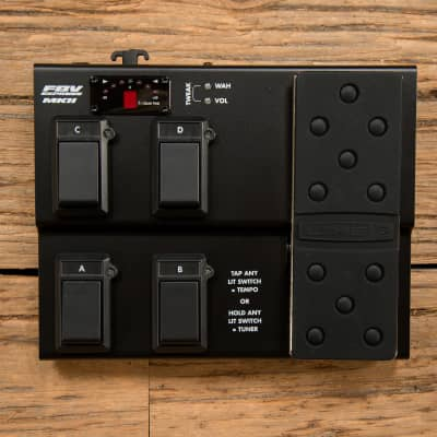 Line 6 FBV Express MkII Footswitch MINT