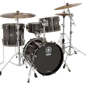 "Yamaha LC8F30J Live Custom 3-Piece Bop Shell Pack with 18"" Bass Drum"