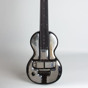 Rickenbacker  Electro Spanish Solid Body Electric Guitar (1935), ser. #B 88, original black tolex hard shell case. for sale