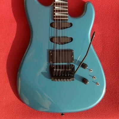 80's vintage electric guitar Vester Stage Series for sale