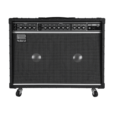 "Roland JC-120 Jazz Chorus 2-Channel 120-Watt 2x12"" Guitar Combo 1994 - 2021"