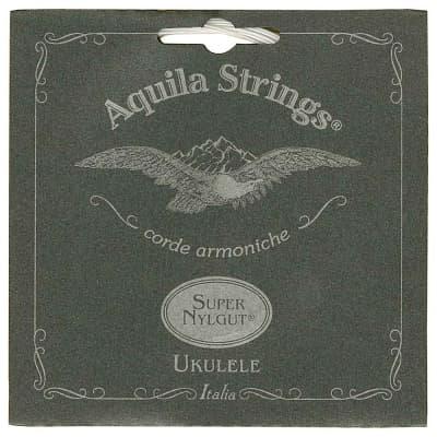 Aquila Super Nylgut Ukulele Strings - 101U - Soprano Low G - Key C