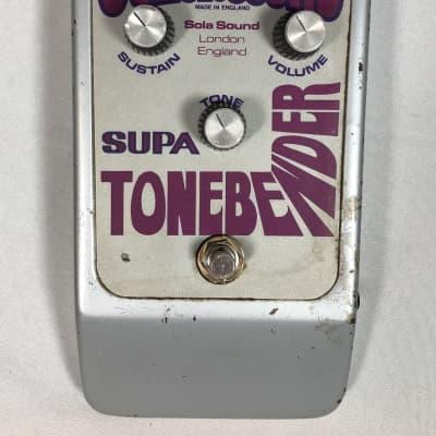 Sola Sound Supa Tonebender Fuzz for sale