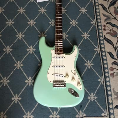 Fender Custom Shop '60 Stratocaster Relic 1999 Daphne Blue for sale