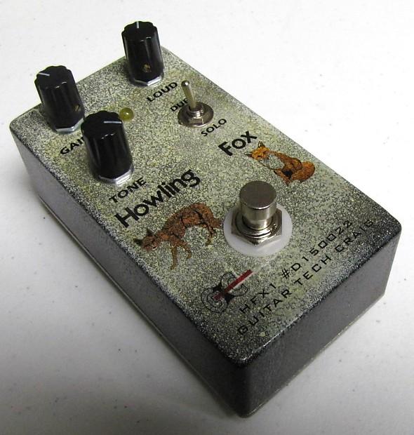 Foxx tone machine transistors pdf
