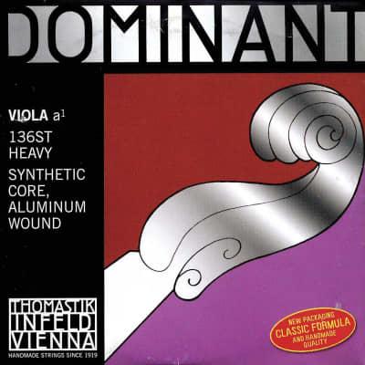 "Thomastik Dominant 15""-16"" Viola A String - Stark(Thick) Gauge - Aluminum Wound Perlon Core - Thomastik Infeld"
