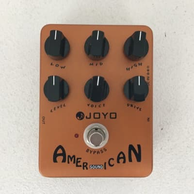 Used Joyo JF-14 American Sound Overdive