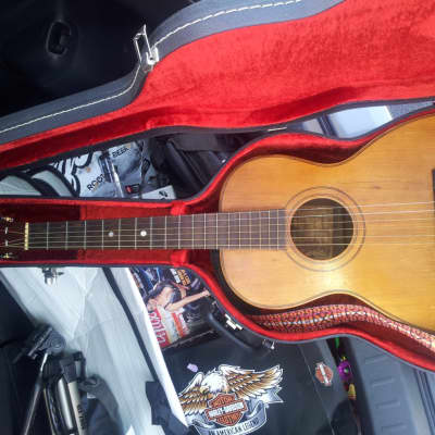 1920's Galiano Parlor GuitarAged Natural Satin for sale