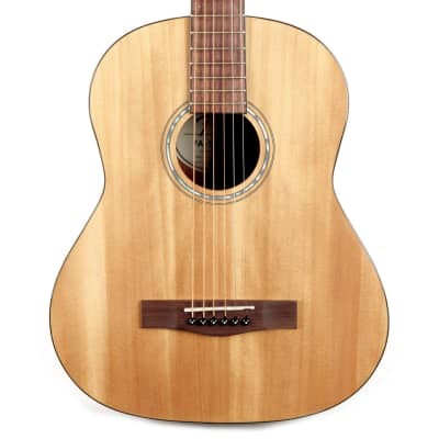 Fender FA-15 3/4 Size Steel String Acoustic with Gig Bag - Natural