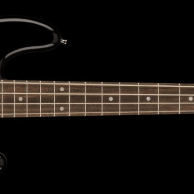 Squier Mini P Bass - Laurel Fingerboard - Black