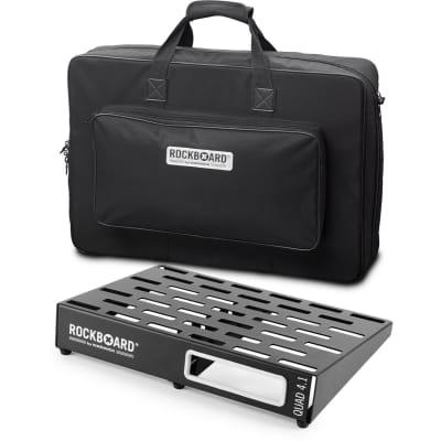 RockBoard QUAD 4.1 Pedalboard (with Gig Bag) for sale