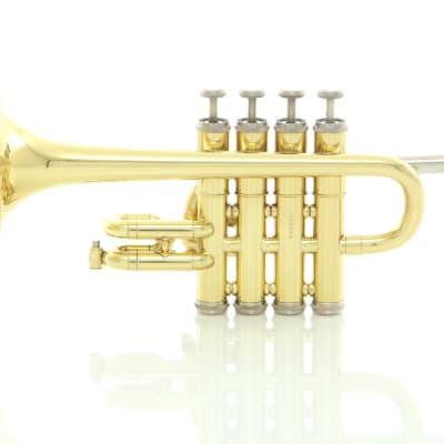 Getzen 940 Bb/A Piccolo Trumpet