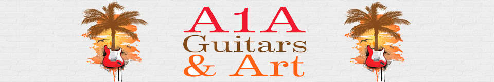 A1A Guitars & Art