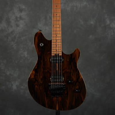 EVH Wolfgang WG Standard Xotic Ziricote - Baked Maple - Natural - ICE1900029 for sale