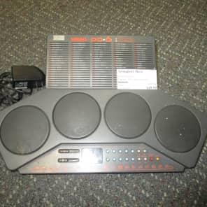 used Yamaha DD-6 digital drum machine with adapter