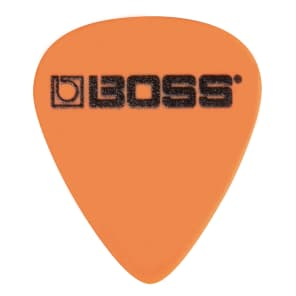 Boss BPK-12-D60 Delrin .60mm Medium-Thin Guitar Picks (12-Pack)