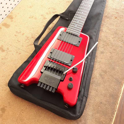 Hohner Professional G2 Tremolo (1987) licd. by Steinberger *Restored & Upgraded Headless Guitar* for sale