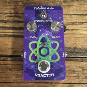 McCaffrey Audio Reactor Boost Compressor