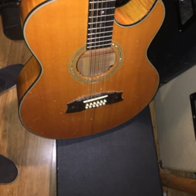Mac McCormick Custom, 12 string Acoustic 2003 for sale