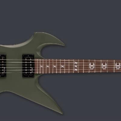 ESP LTD MAX-200 RPR,  MILITARY GREEN SATIN for sale