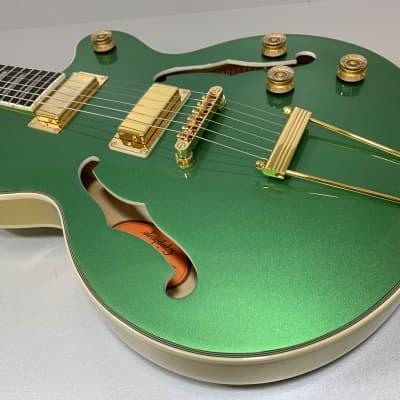 Epiphone Uptown Kat ES Emerald Green Metallic for sale