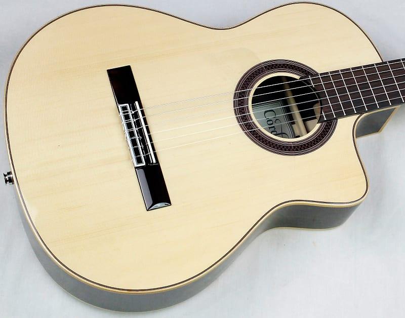 Guitares, Basses, Accessoires Housse Guitares électro-acoustiques Cordoba Gk Studio Negra Ltd Guitare Flamenco Electro