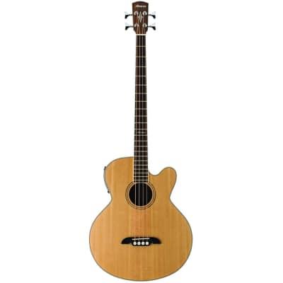 Alvarez Artist Series AB60CE Acoustic Electric Bass Guitar - Natural for sale