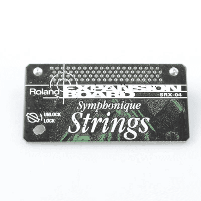 Roland SRX-04 Symphonique Strings Expansion Board
