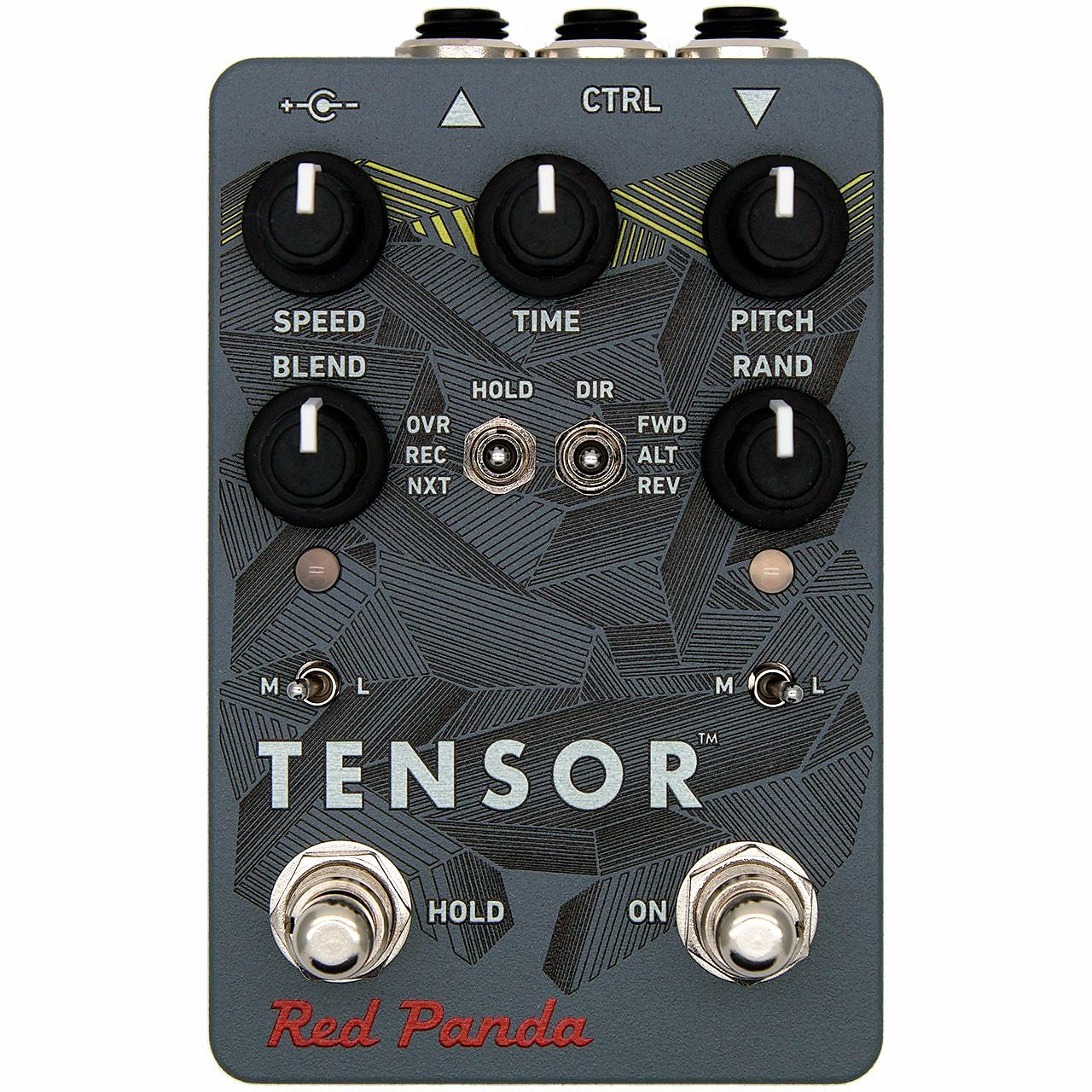 Red Panda Tensor *In Stock Now* *Free Shipping in the USA*