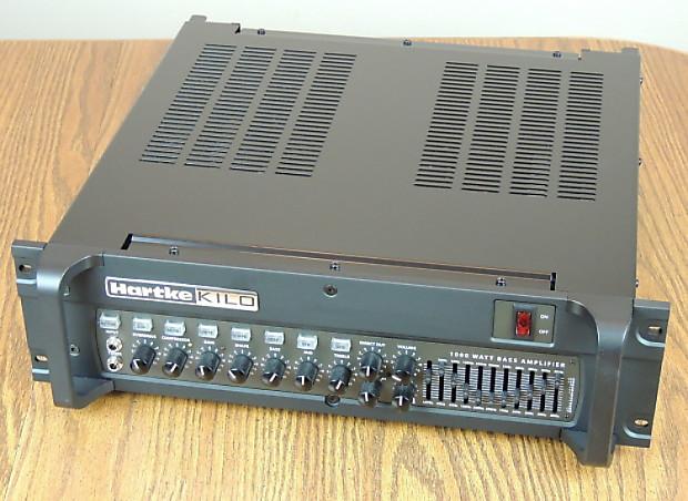 Hartke Kilo 1000 Watt Amp   No Instruments Left Behind
