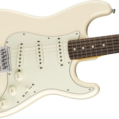 Fender FSR MIJ Traditional Stratocaster XII, Olympic White, W/Gig Bag for sale