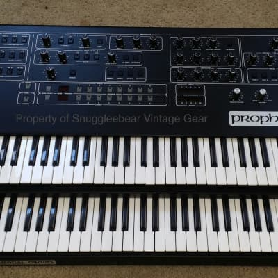 Sequential Circuits Prophet 10 Analog Synthesizer