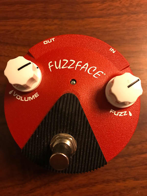 dunlop band of gypsys fuzz face mini d w reverb. Black Bedroom Furniture Sets. Home Design Ideas