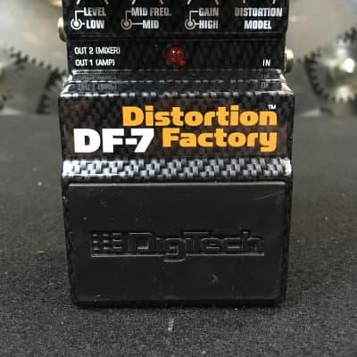 Digitech DF-7 Distortion Factory for sale