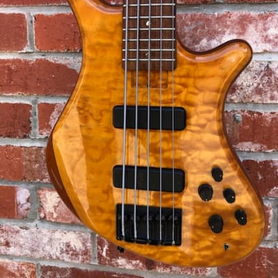 Belman 5 String Electric Bass Guitar for sale